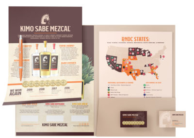 Kimo Sabe Mezcal Brand