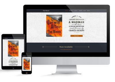 Tim Mason Website