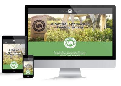 Cornerstone Feed Website